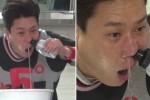 보면 볼수록 자꾸 빠져드는 중독성 강한 이상민 '코 세척' (영상)