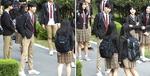 '치인트' 만화 찢고 나온 키 186cm의 유정 선배 교복 포스