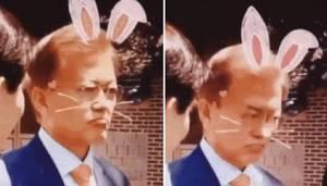 청와대 경호원도 막지 못한 스노우 어플 공격 (영상)