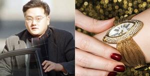 '재산 29만원 있는 전두환' 아들, 술집女에 4천만원짜리 시계 선물