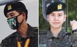 군가를 너무 '감미롭게' 불러서 훈련생들 화(?)나게 한 규현