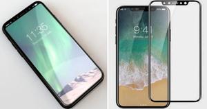 10월 국내 출시 예정인 '123만원짜리' 아이폰8 최종 디자인