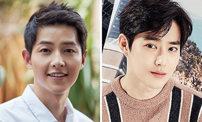 5 Korean Male Celebrities Whose Faces Are Qualified Handsome