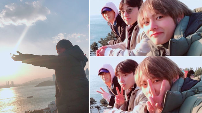 i2633lhny198px227953 - صحبت های Park Seo Joon و دوستی محکمش با V عضوگروه BTS