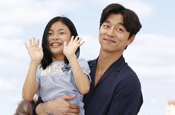 부산행' 공유 딸 김수안, 송중기·박보검과 한솥밥 - 인사이트