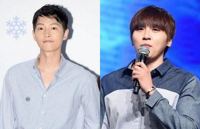 데뷔 전부터 '절친'이었던 '훈훈甲' 스타 6쌍 - 인사이트