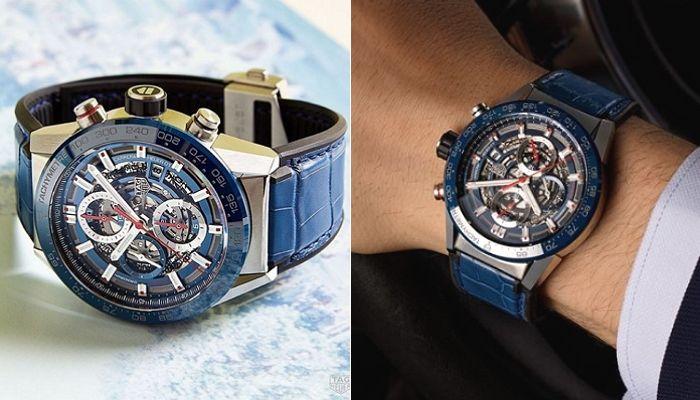 e15c029b049 승진한 남친이 월급 모아 사려하는 로망시계 '태그호이어'의 놀라운 기록