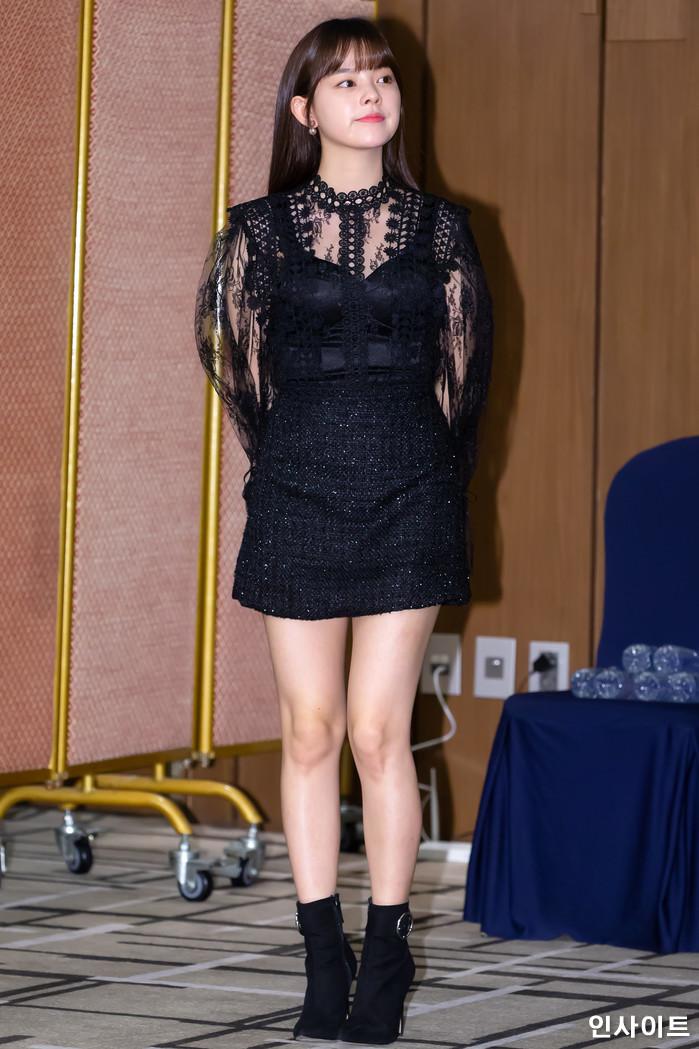 2월 1일 서울 마포구 스탠포드호텔에서 열린 tvN D 웹드라마 '좀 예민해도 괜찮아 시즌2' 제작발표회 현장. / 사진=박찬하 기자 chanha@