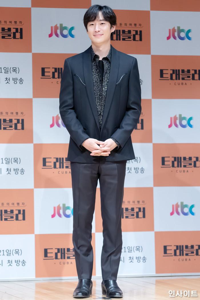 2월 21일 서울 마포구 JTBC 사옥에서 열린 JTBC 예능 '트레블러' 제작발표회 현장. / 사진=박찬하 기자 chanha@