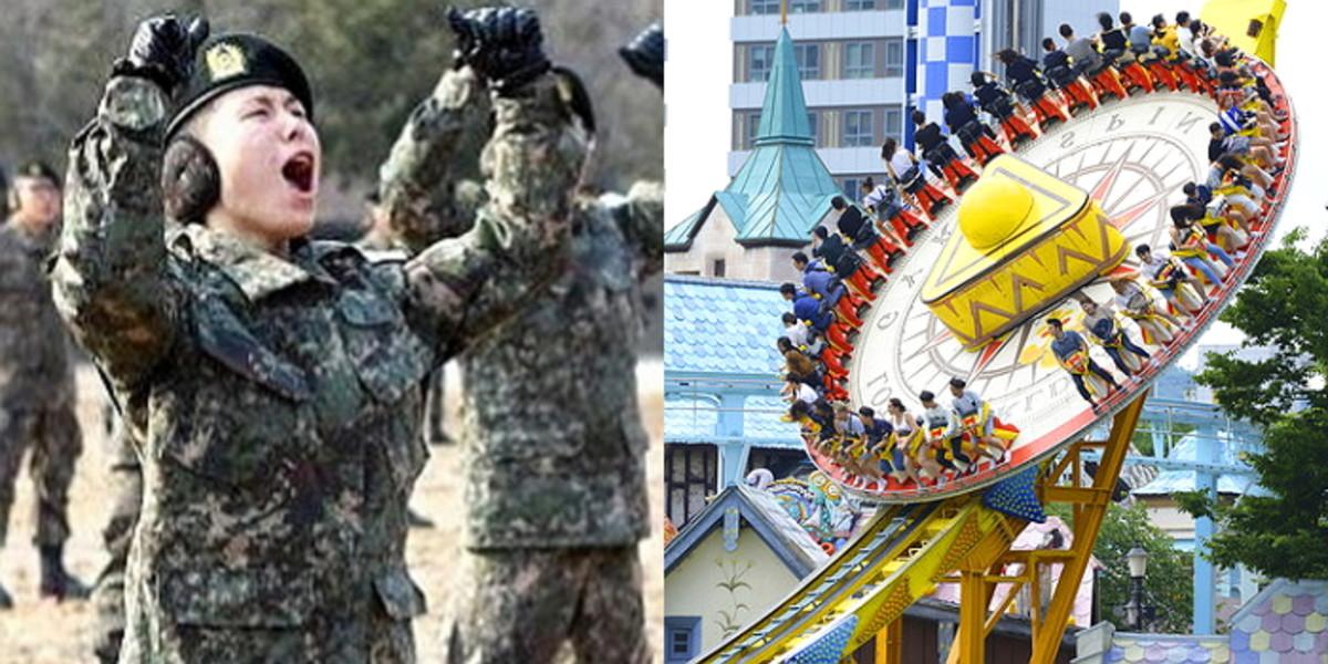 군인 남친과 롯데월드로 데이트 가면 6월 내내 자유이용권 단돈 '2만 7천원'