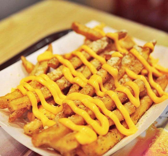 햄버거 먹을 때 무조건 같이 주문해야 하는 감튀계 최고존엄 ...