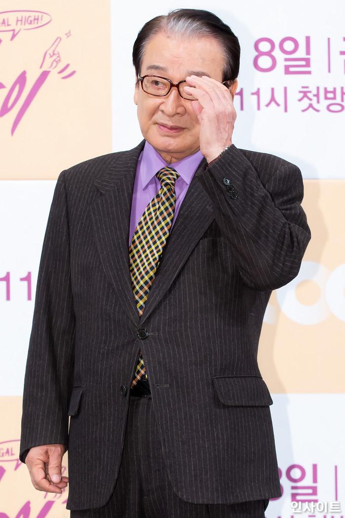 2월 7일 서울 강남구 임피리얼팰리스에서 열린 JTBC 금토드라마 '리갈하이' 제작발표회 현장. / 사진=인사이트